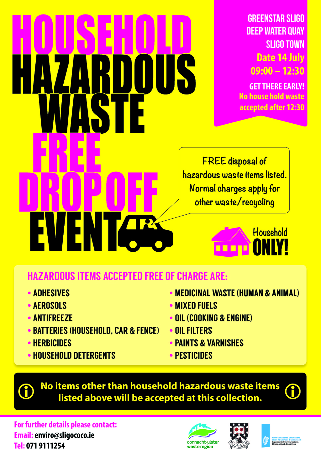 Disposing of Your Home's Hazardous Waste