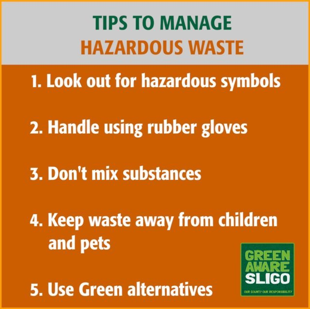 Top Tips for Hazardous Waste