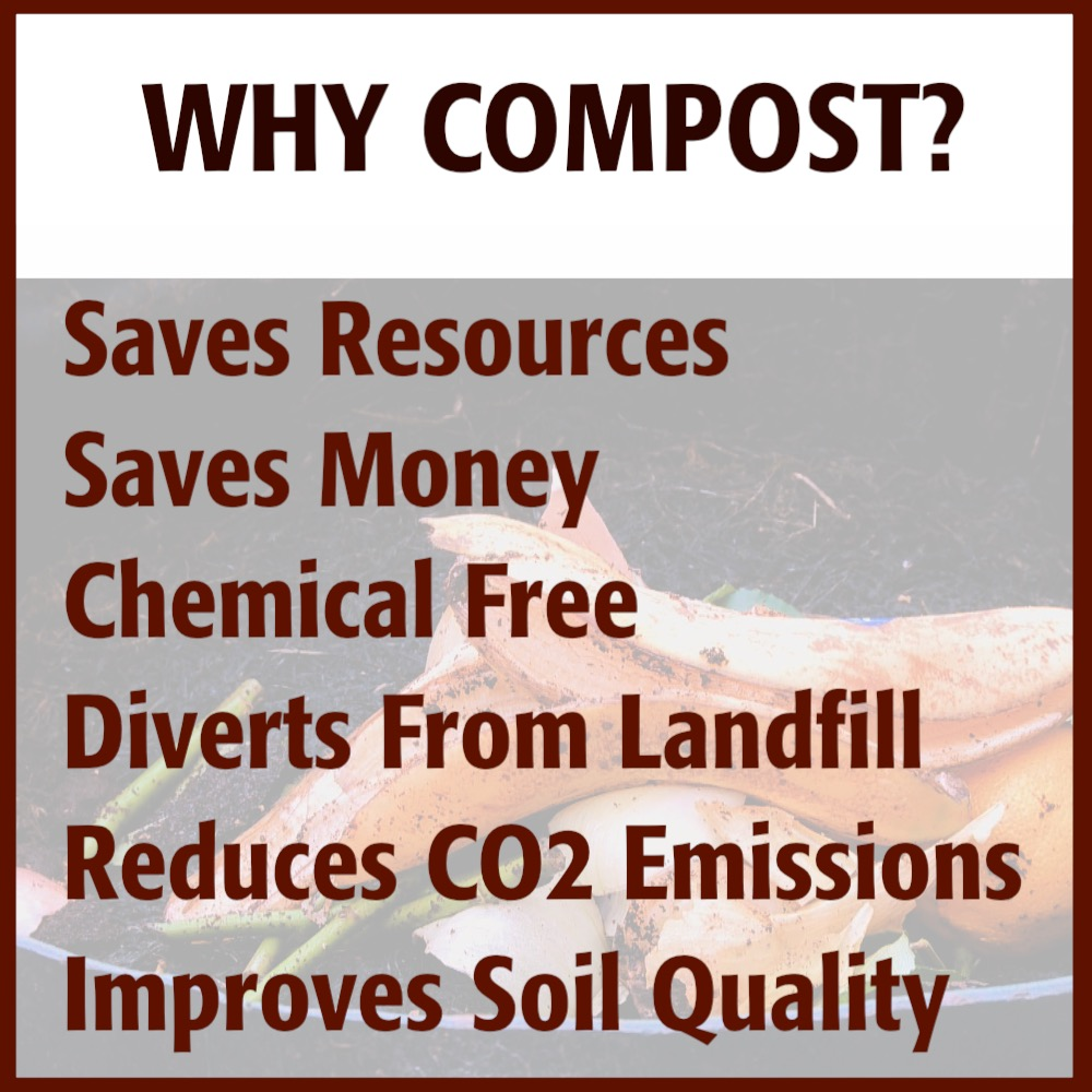 Why Compost ?