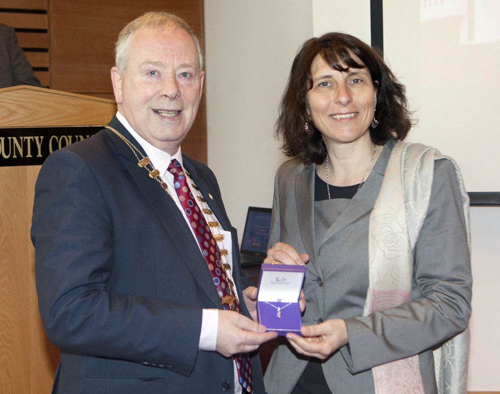 German Ambassador visits County Hall