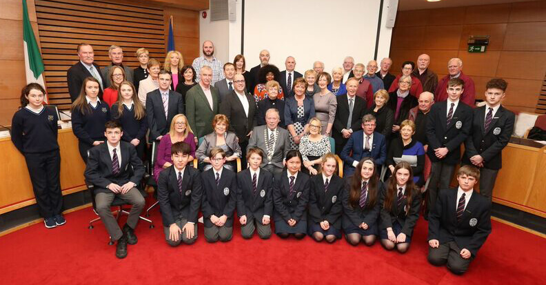 Local Volunteers Honoured at Award Ceremony