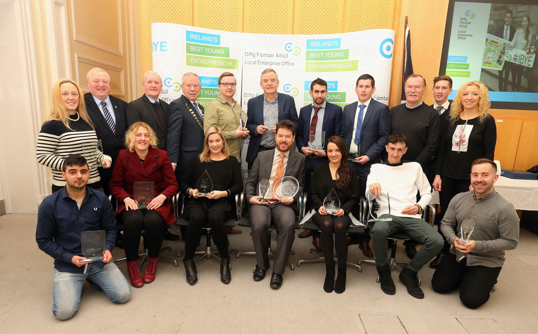 Sligo's Best Young Entrepreneurs Announced