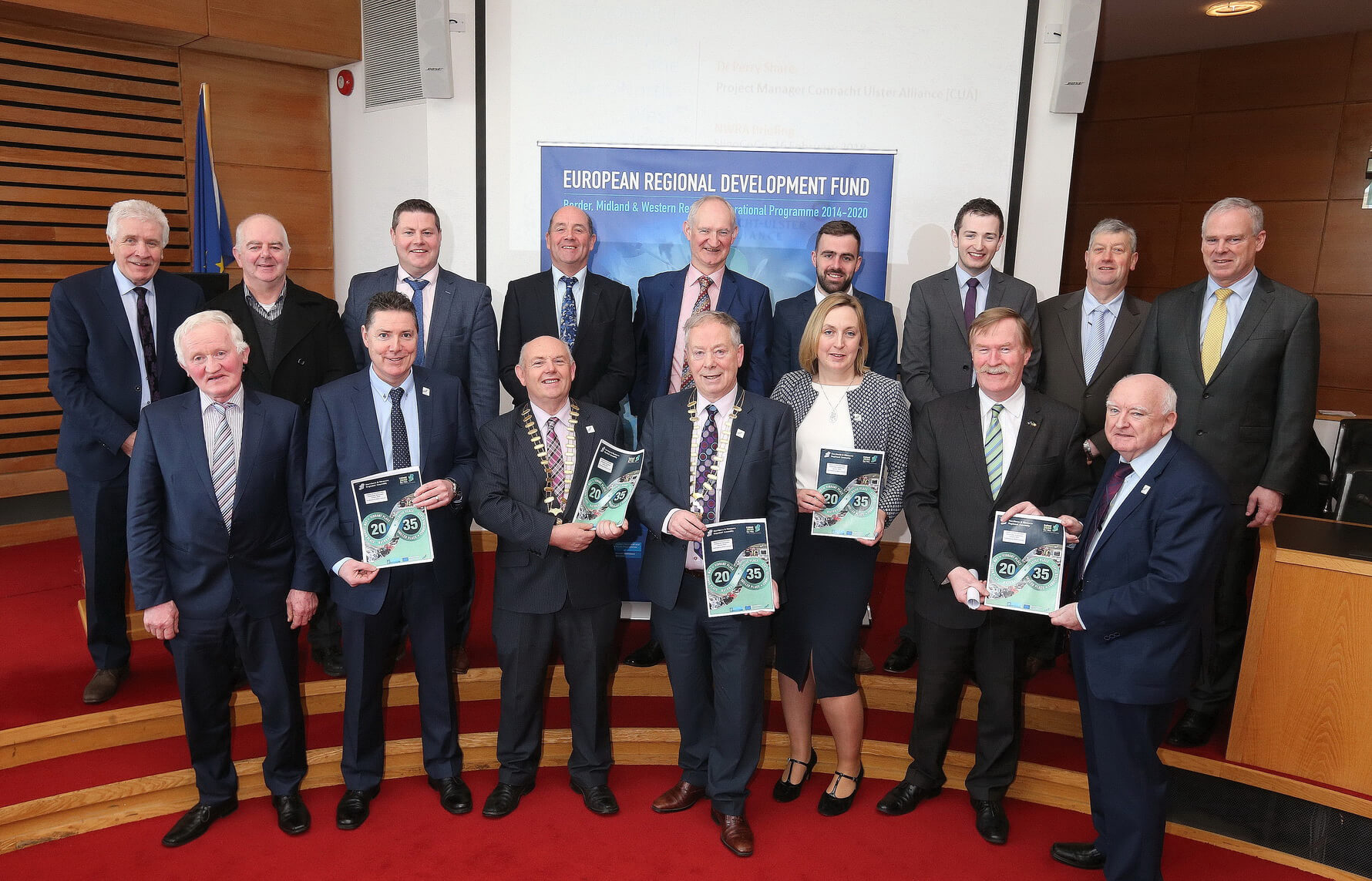 Cathaoirleach Commends Regional Assembly for Role in National Planning Framework