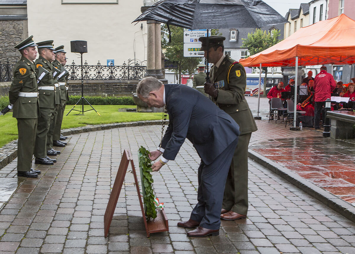 Sligo's National Day of Commemoration
