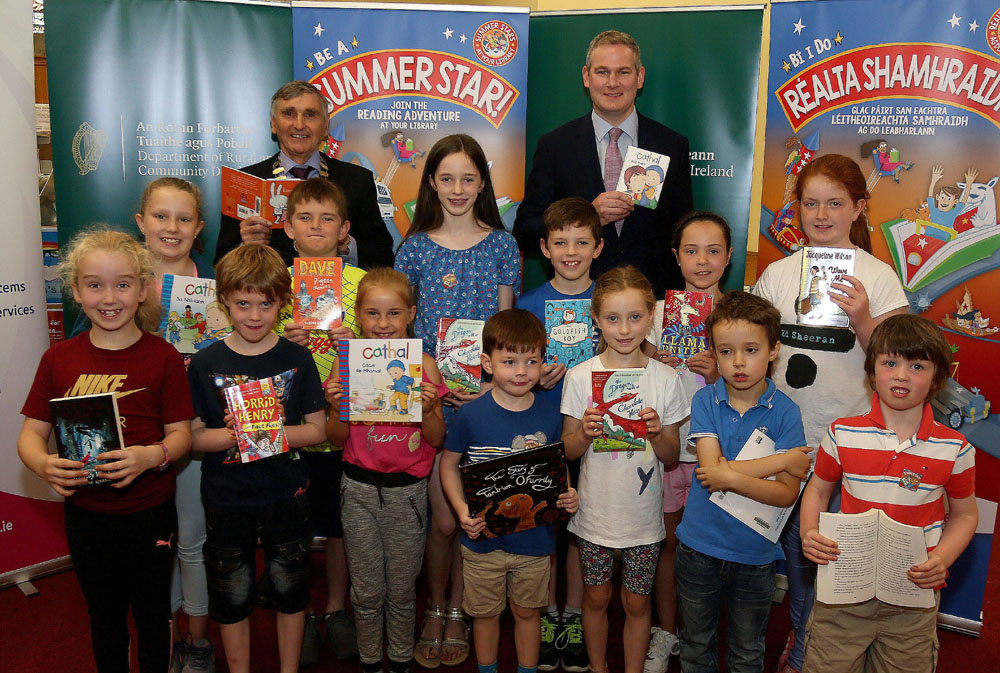 Sligo Libraries hosting Summer Stars Reading Adventure