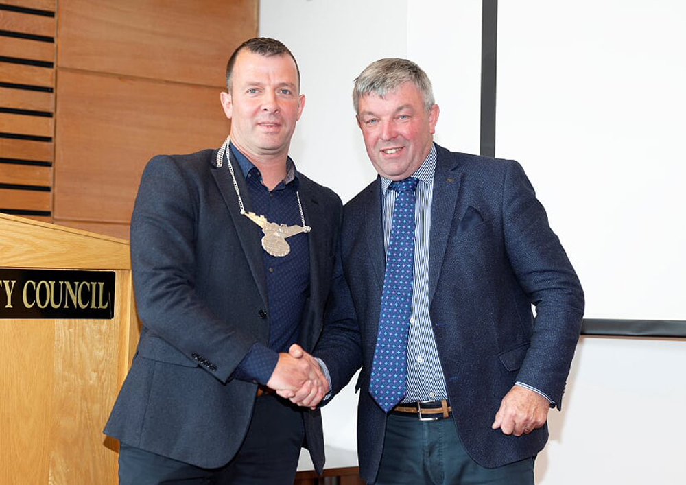 Councillor Paul Taylor elected Chair of Ballymote-Tubbercurry Municipal District