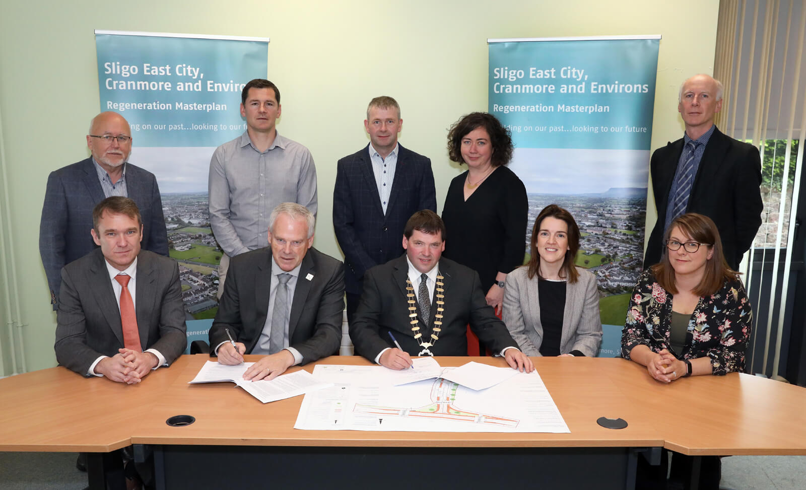Source Civil Ltd. & Electric Skyline appointed as Contractors