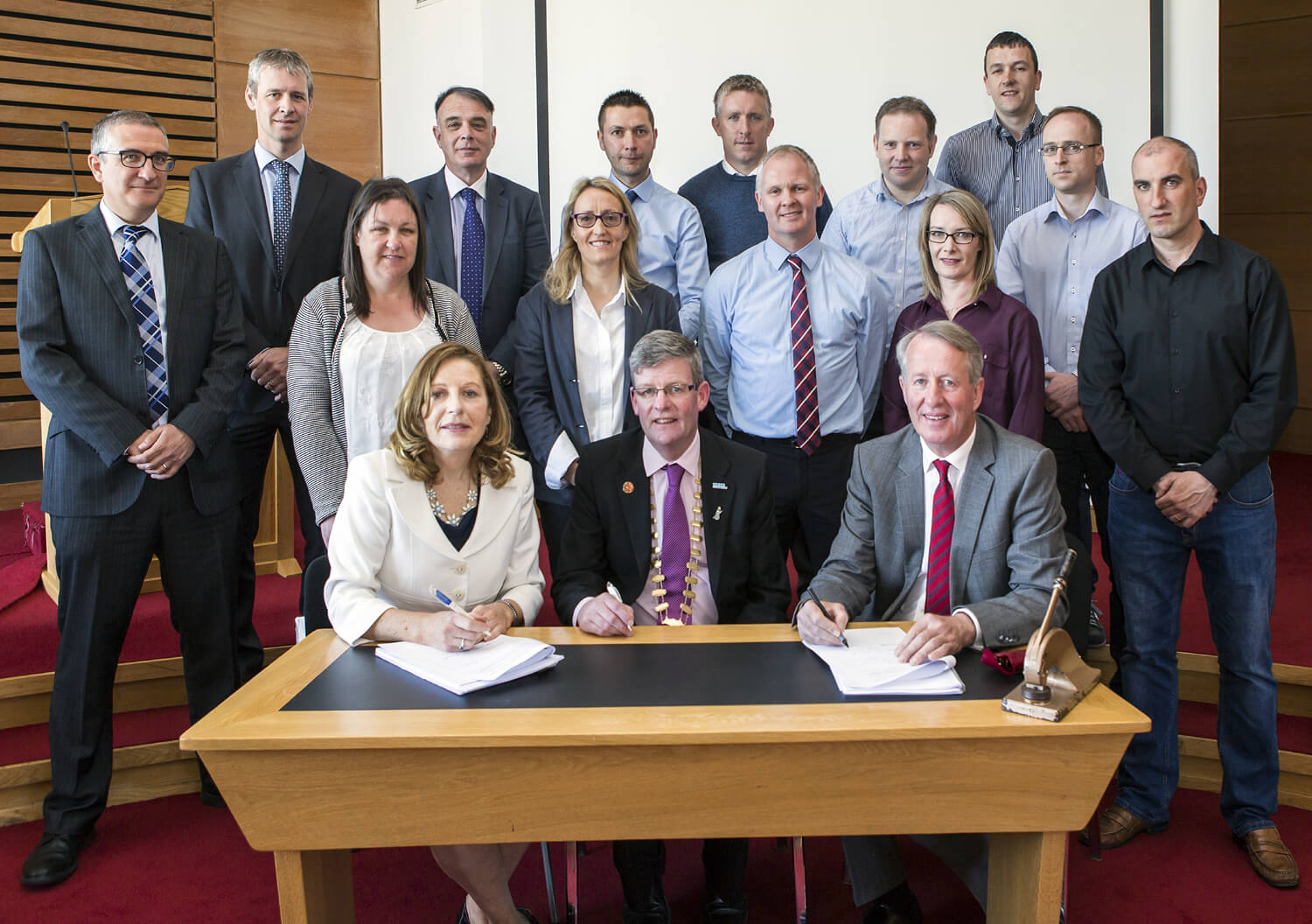 Contract signed for N4 Engineering Consultancy Services