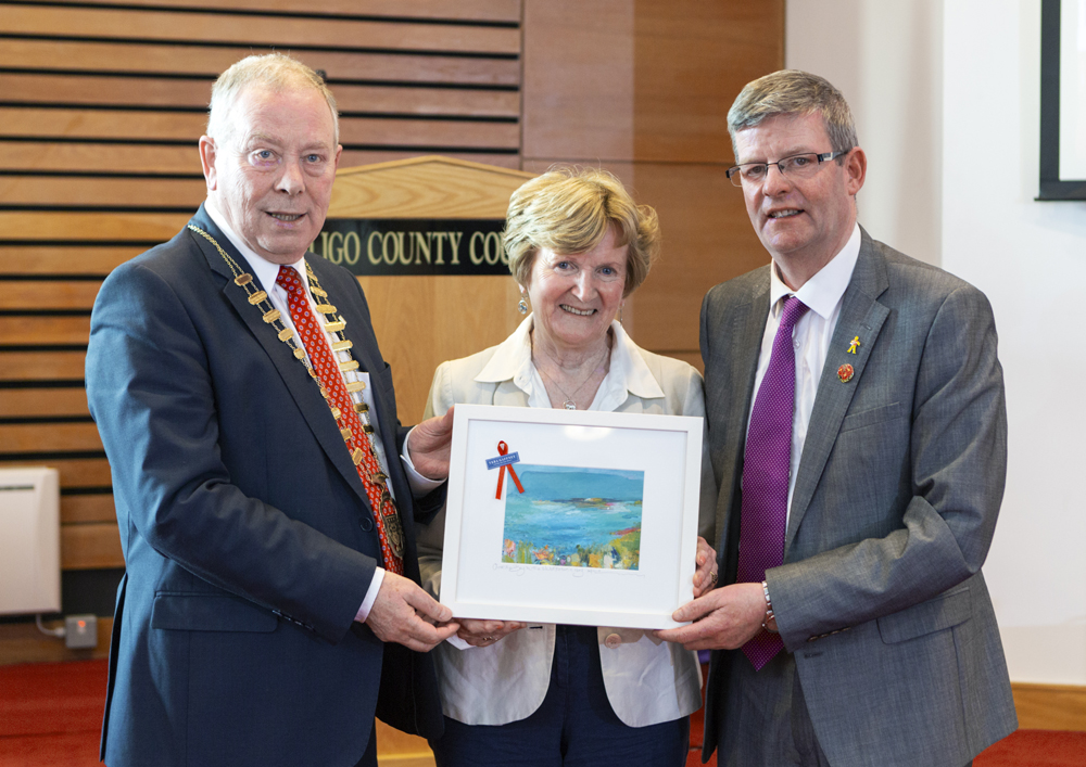 Civic Reception to honour 60 years of Yeats Society
