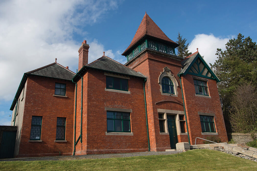 Funding Announced for Conservation of Heritage Buildings