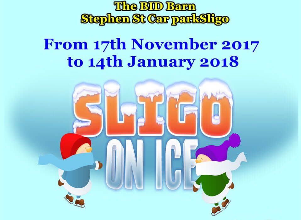 Sligo's Own Ice Rink Opens This Week