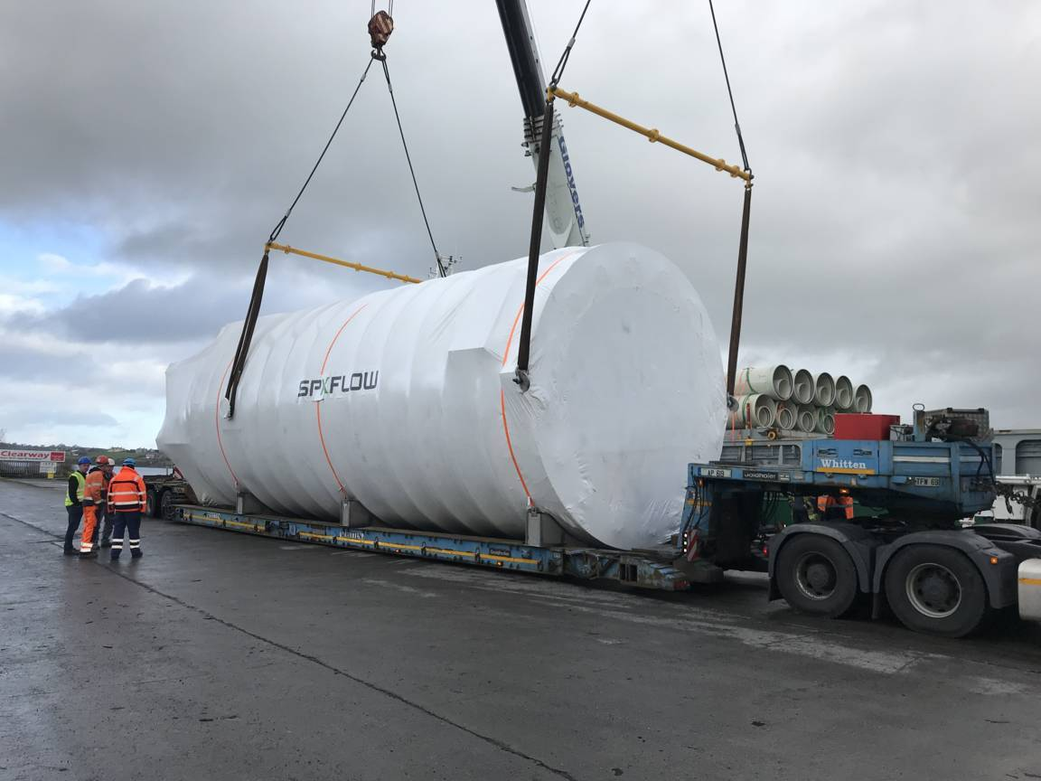 Urgent Notice – Transport Of Wide Load Photo 1