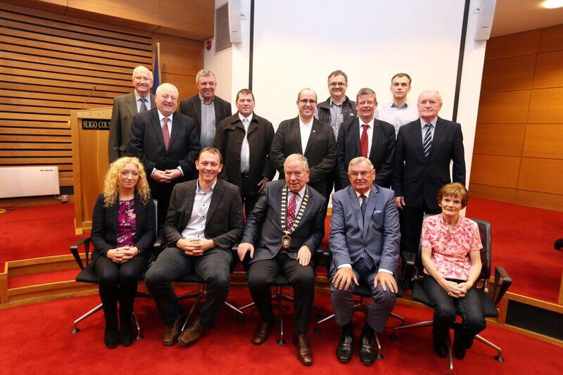 Reception to mark 50th Anniversary of Sligo Regional Veterinary Laboratory Photo 2
