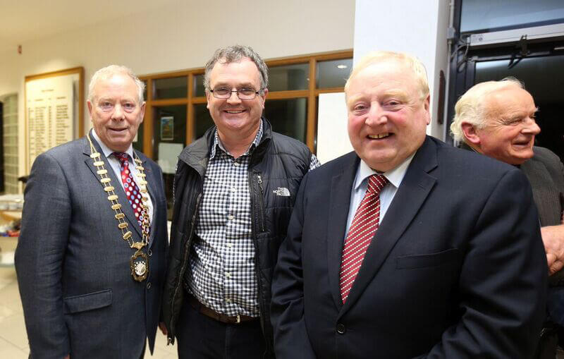 Reception to mark 50th Anniversary of Sligo Regional Veterinary Laboratory Photo 4