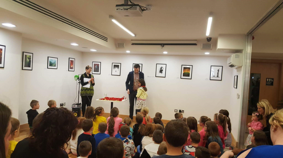 Summer Stars 2017 at Ballymote Community Library