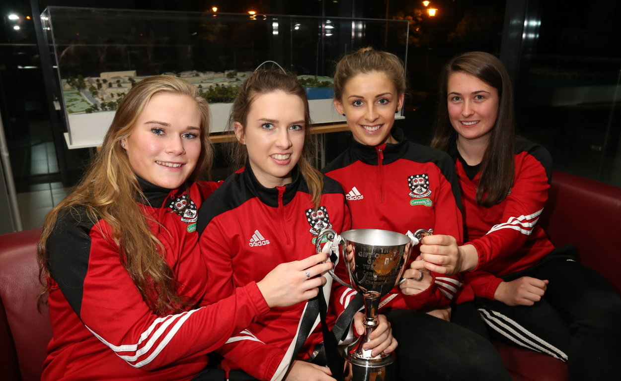 Sligo Ladies Team Honoured by Council Photo 7