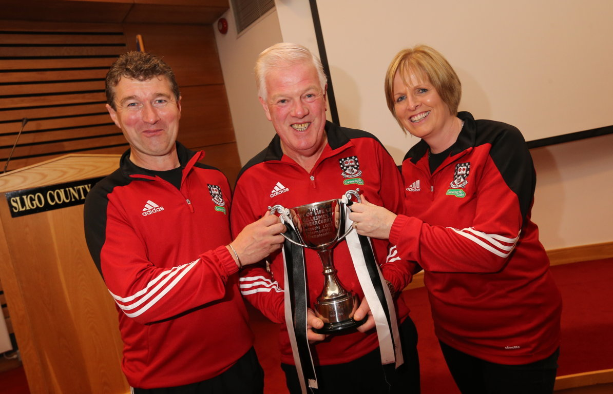 Sligo Ladies Team Honoured by Council Photo 10