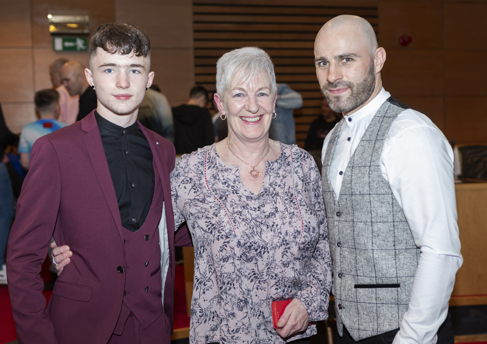 Mayor Hosts Reception for Local Boxers  Photo 7