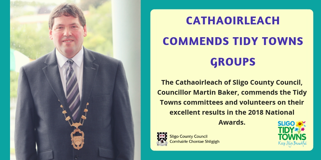 CathaoirleachCommends