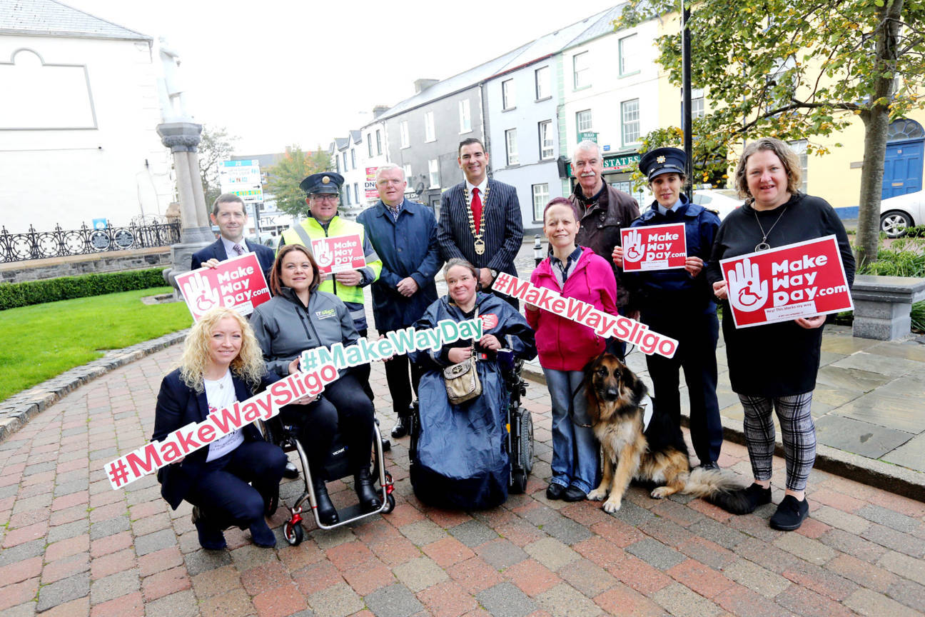 Council supports 'Make Way' Day