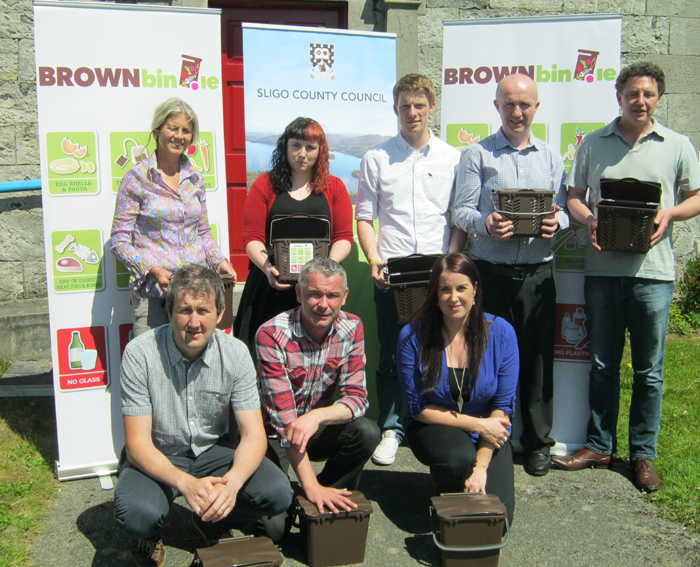 Brown Bin Pilot Project Team