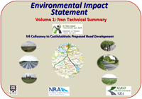 Environmental Impact Statement Volume 1 Non Technical Summary cover page