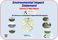 Environmental Impact Statement Volume 2 Main Report cover page