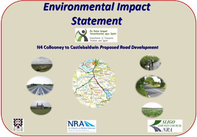 Environmental Impact Statement cover page