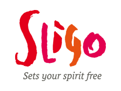 Sligo Set your spirit free logo